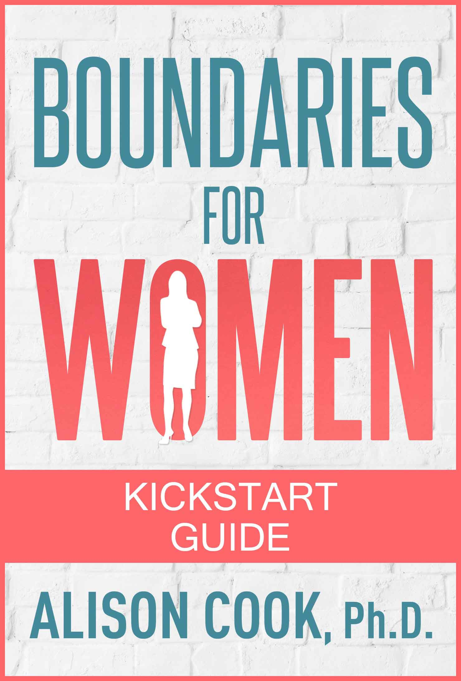 Boundaries for Women eBook